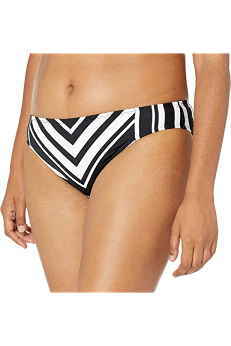 Panache Swimwear Tallulah Fold Bikini Brief//Bottoms Purple Animal SW0746