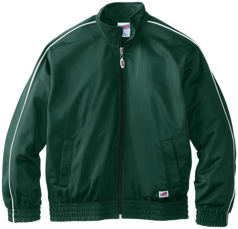Kids 3265Y Soffe Big Boys Warm-Up Jacket M J Soffe