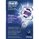 Oral-B Pro 3000 Power Rechargeable Electric Toothbrush Powered by Braun