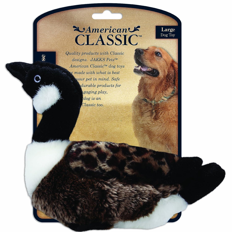 Pet Supplies Pet Squeak Toys American Classic Canadian Goose