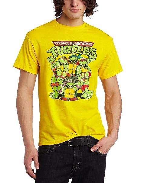 Amazon.com: Camiseta para hombre Ninja Turtles: Clothing
