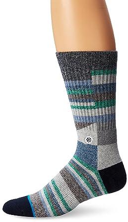 Stance Socks Men's Tangent Socks L Navy