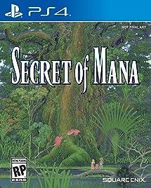 Secret of Mana - Pre-load - PS4 [Digital Code]