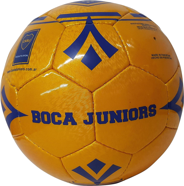 Rhinox Club Atletico Boca Juniors CABJ balón de fútbol tamaño 5 ...
