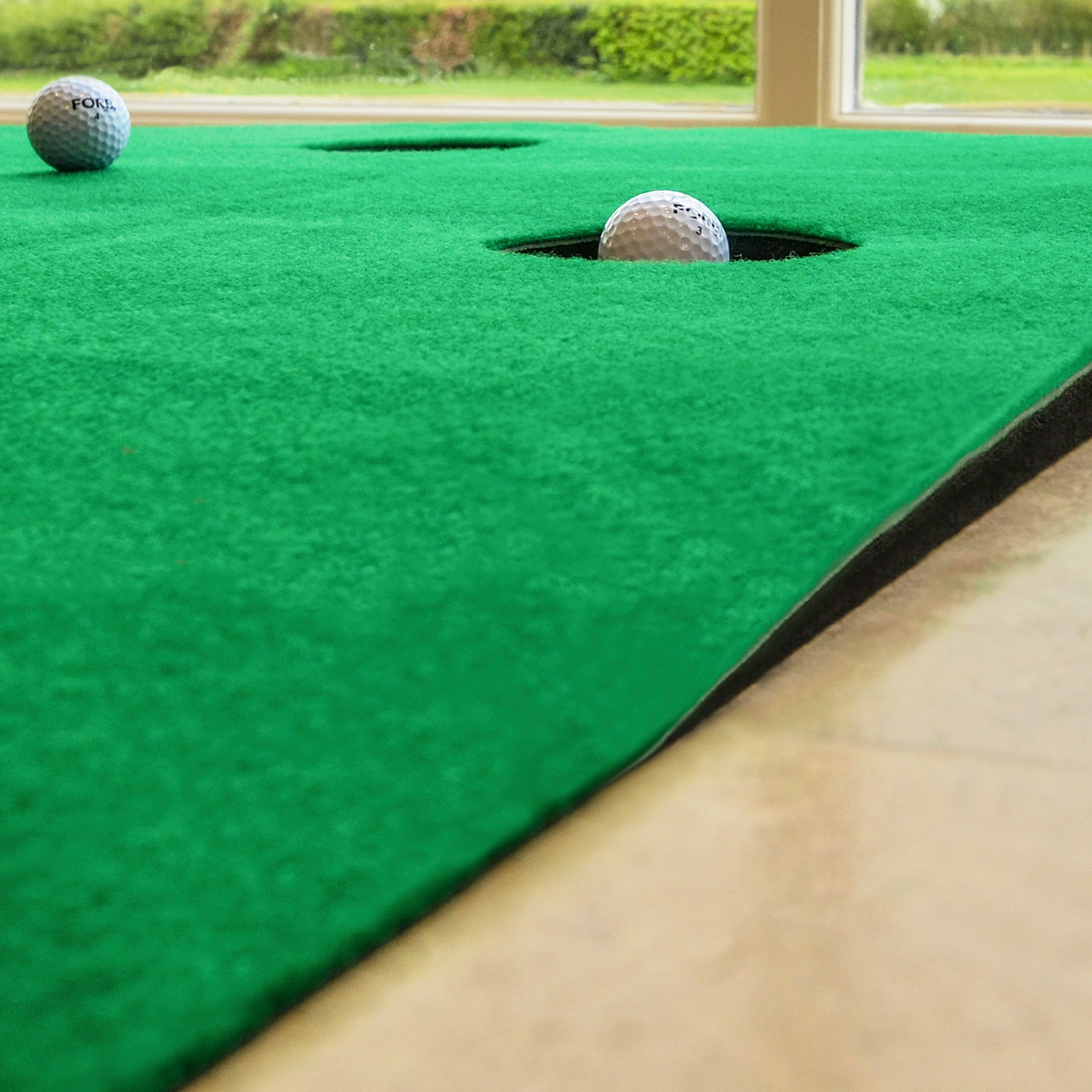 FORB Home Golf Putting Mat 10ft Long - Conquer The Green In Your Own Home! [Net World Sports] by FORB (Image #8)