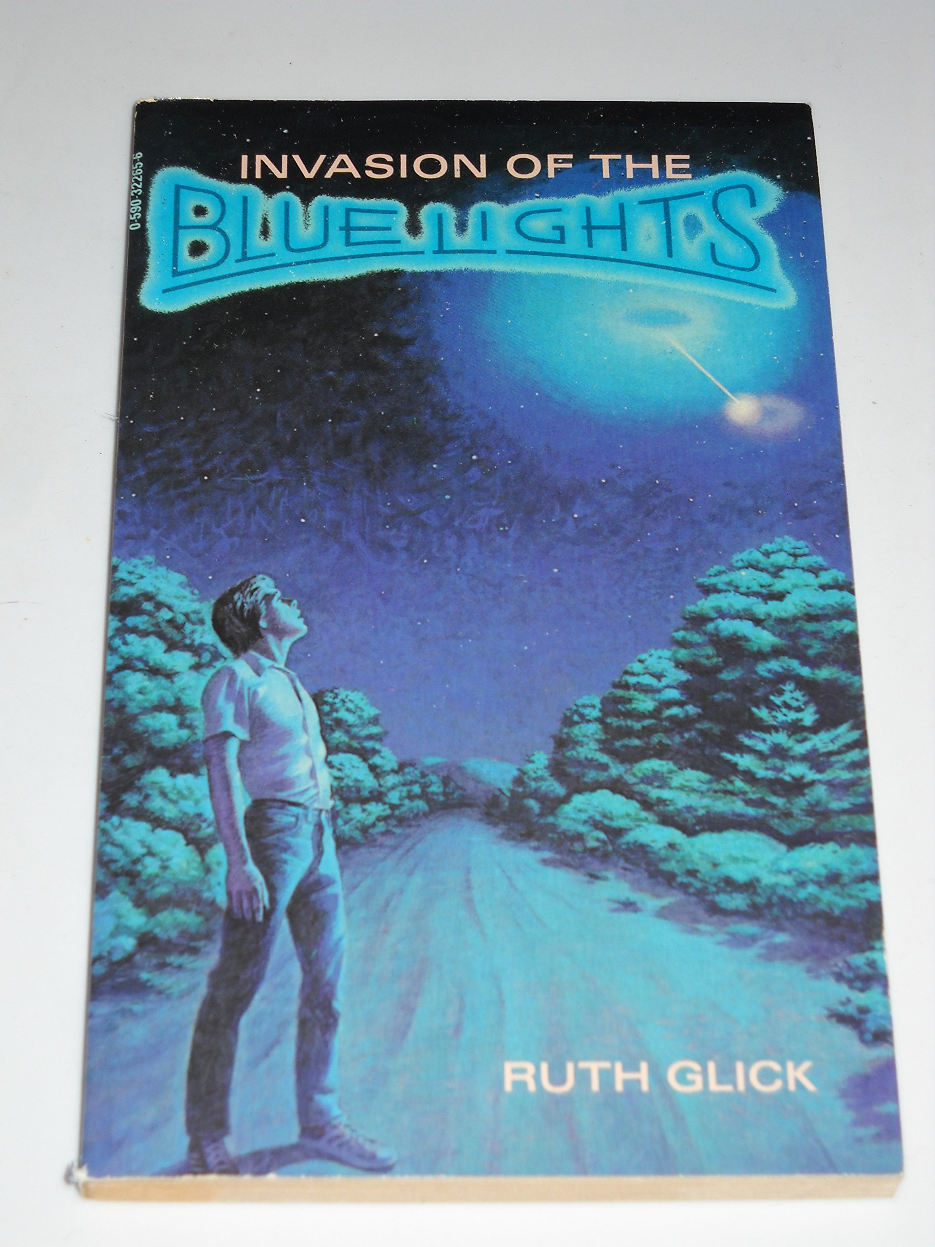 Download The Invasion of the Blue Lights pdf epub