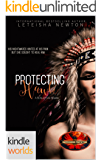 Brotherhood Protectors: Protecting Hawk (Kindle Worlds Novella) (A SEALed Fate Book 5)