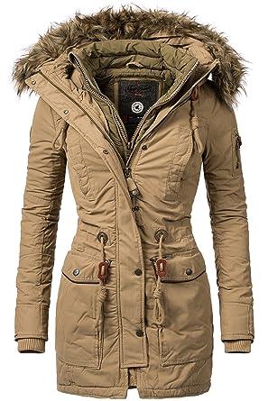 Marron Vêtements Manteau Et Khujo Femme Medium wIEZAq