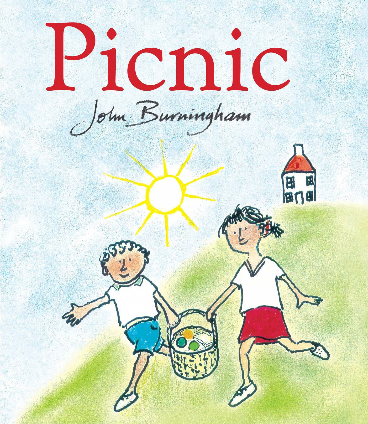 Image result for picnic john burningham