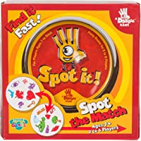 Moose Games Spot It Card Game