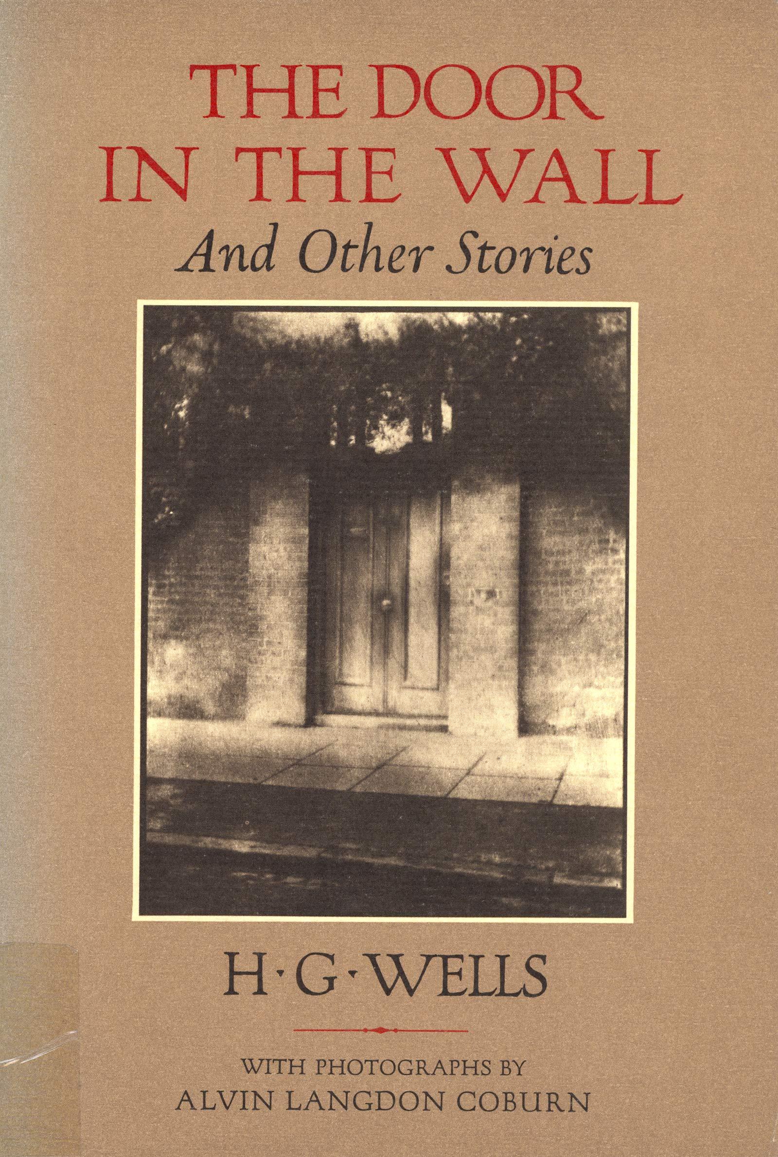 Door in the Wall: Amazon.es: Wells, H. G.: Libros en idiomas ...