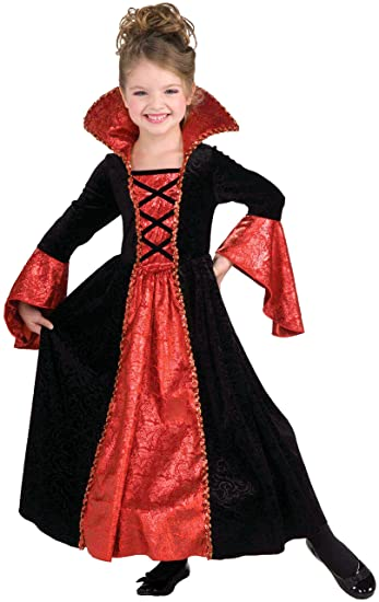 Amazon.com Forum Novelties V&ire Princess Costume Dress Child Small Toys u0026 Games  sc 1 st  Amazon.com & Amazon.com: Forum Novelties Vampire Princess Costume Dress Child ...