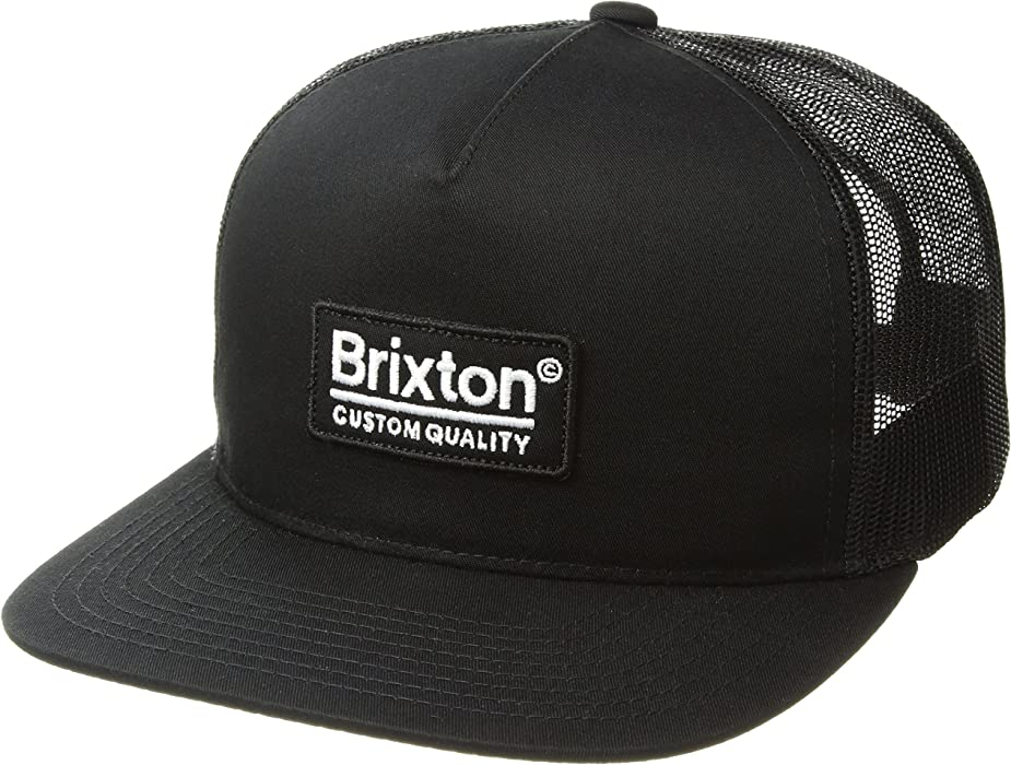 c7e5d59dac7 Amazon.com  Brixton Men s Palmer Medium Profile Adjustable MESH HAT ...