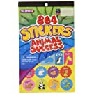 Eureka Animal Stickers Reward Stickers For Teachers and Students, 864 pcs
