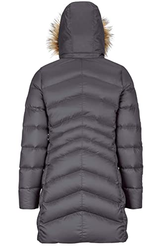 9ea791709 Marmot Montreal Women's Knee-Length Down Puffer Coat, Fill Power 700