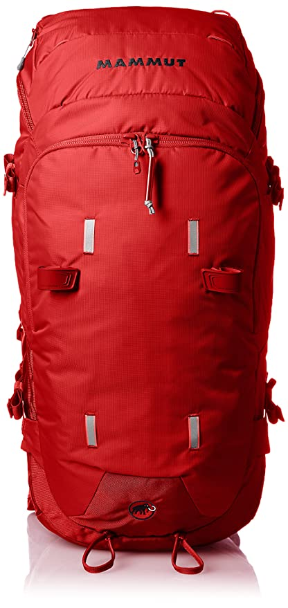 on feet shots of quality shopping Mammut Spindrift Guide Lava - Backpack, Unisex Backpack ...