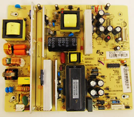 Power Supply Board for RCALED58G45RQ RE46ZN0160 ER991C-B-196300-P08