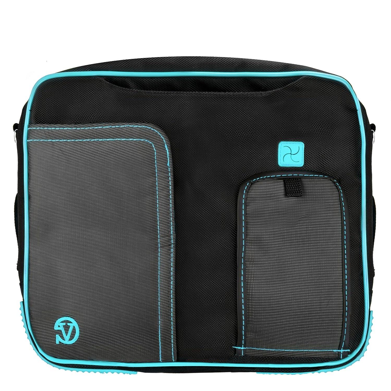 VanGoddy Pindar Messenger Carrying Bag for Microsoft Surface Pro 3 12 Tablet /& Surface 3 10.8 Tablet Aqua