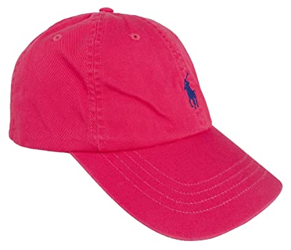 b91e62b538caf Amazon.com   Polo Ralph Lauren Men Women Cap Horse Logo Adjustable ...