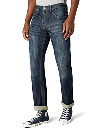fe111cbfa44 Levi's Men's 527 Slim Boot Cut Bootcut Jeans: Amazon.co.uk: Clothing