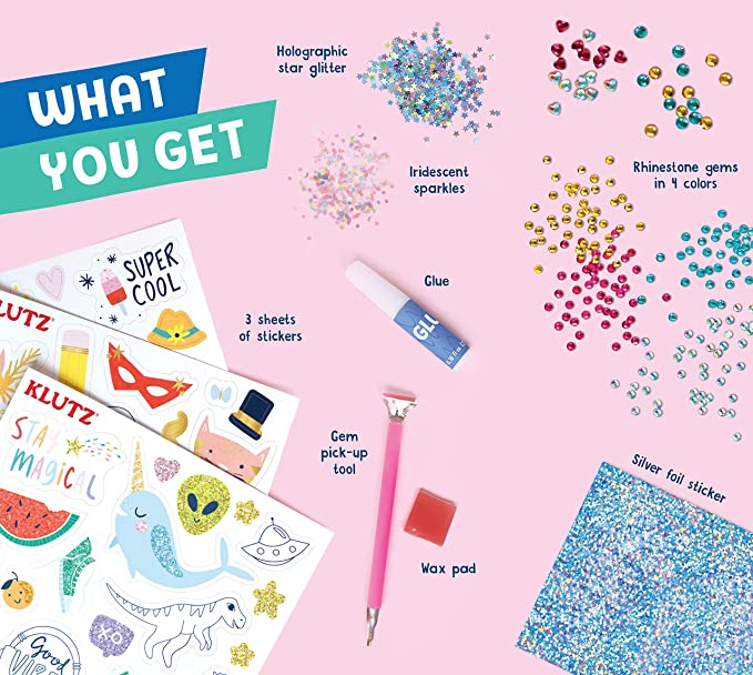 ULTIMATE FULL KIT Make Magic Glossy Stickers