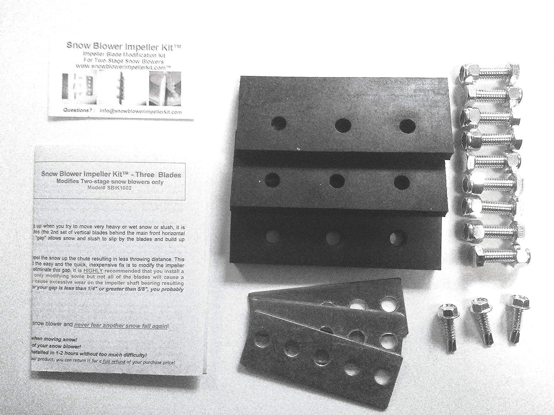 3/8 3-Blade Snow Blower Impeller Kit SBIK