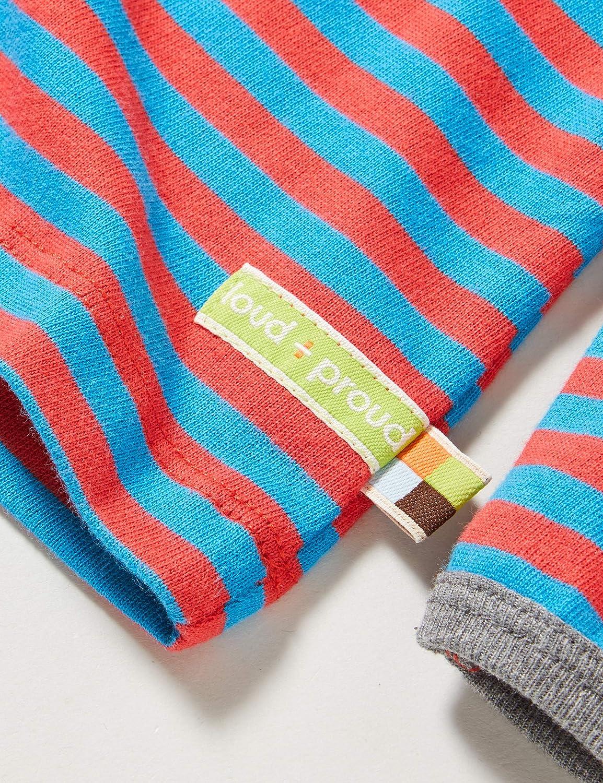 proud Shirt Ringel aus Bio Baumwolle loud