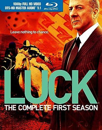 Luck Season 1 Blu Ray