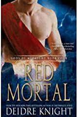 Red Mortal: Paranormal Romance (The Gods of Midnight Book 4) Kindle Edition
