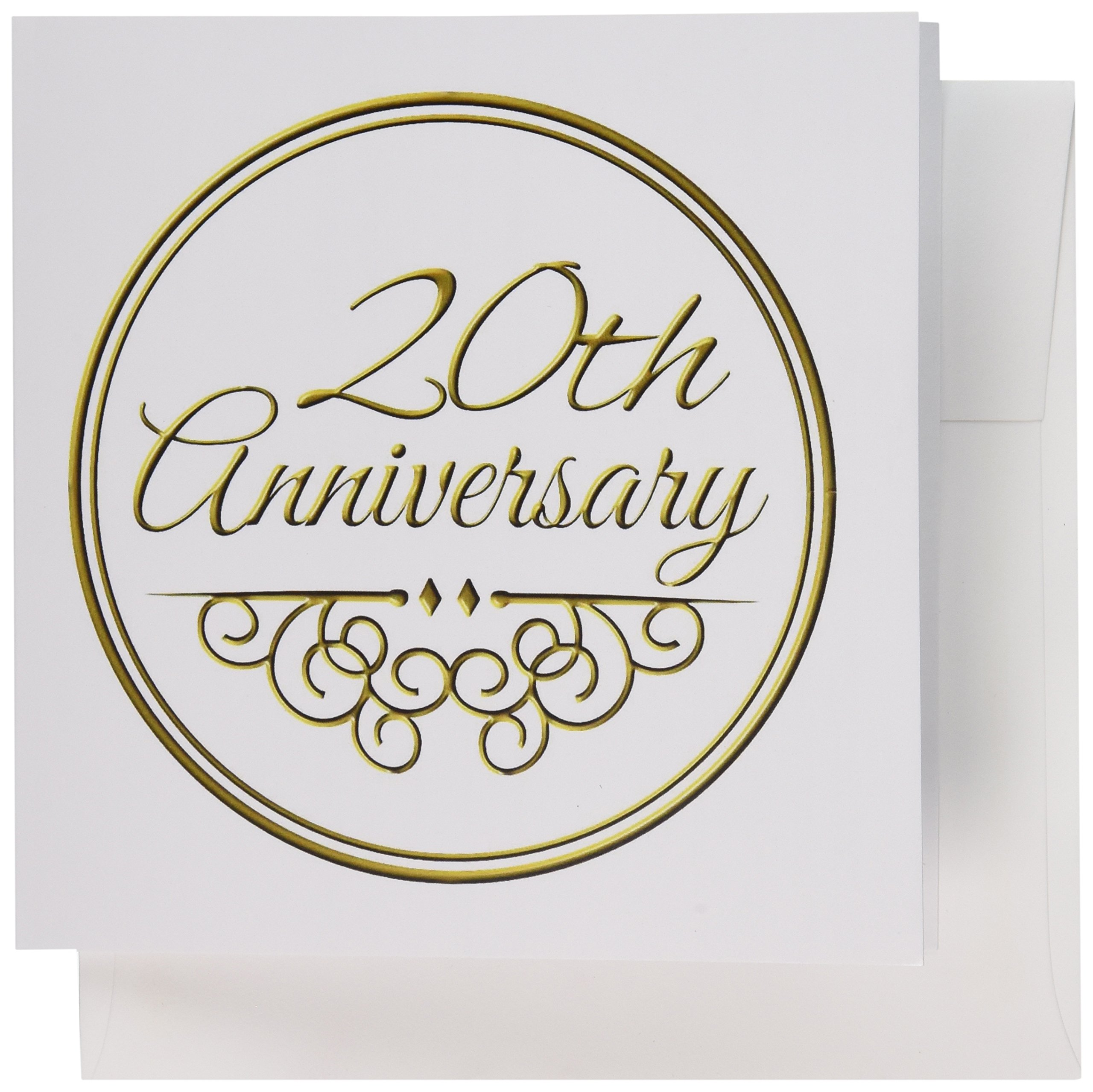 What Is The Gift For 20th Wedding Anniversary: 20th Wedding/anniversary: Amazon.com