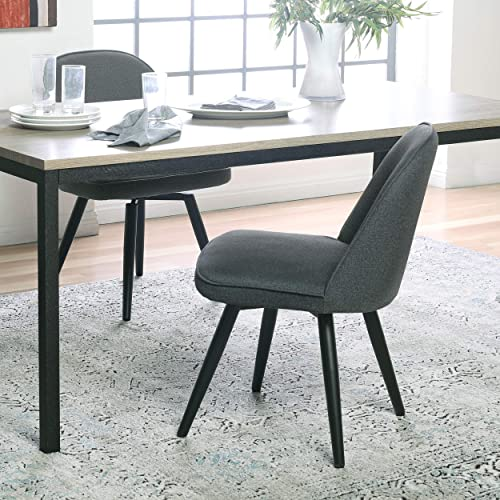 Deal of the week: Studio Designs Home Dome Upholstered Armless Swivel Dining