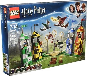 Lego Harry Potter Quidditch Match 75956 Electronics