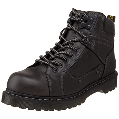 Dr. Martens Men's Diego Lace up Boot | Motorcycle & Combat