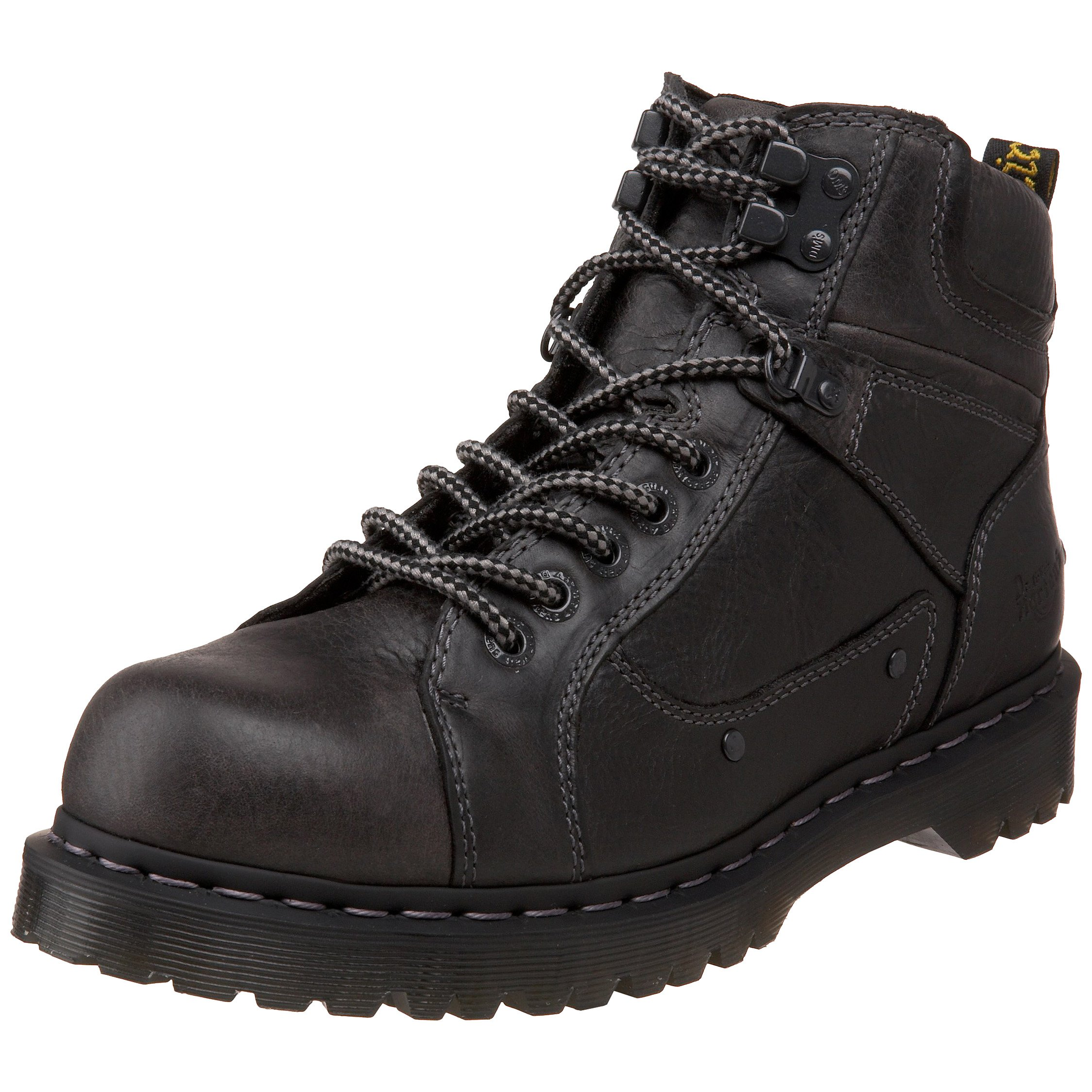 Dr. Martens Men's Diego Lace up Boot,Black,9 F(M) UK / 10 D(M) US