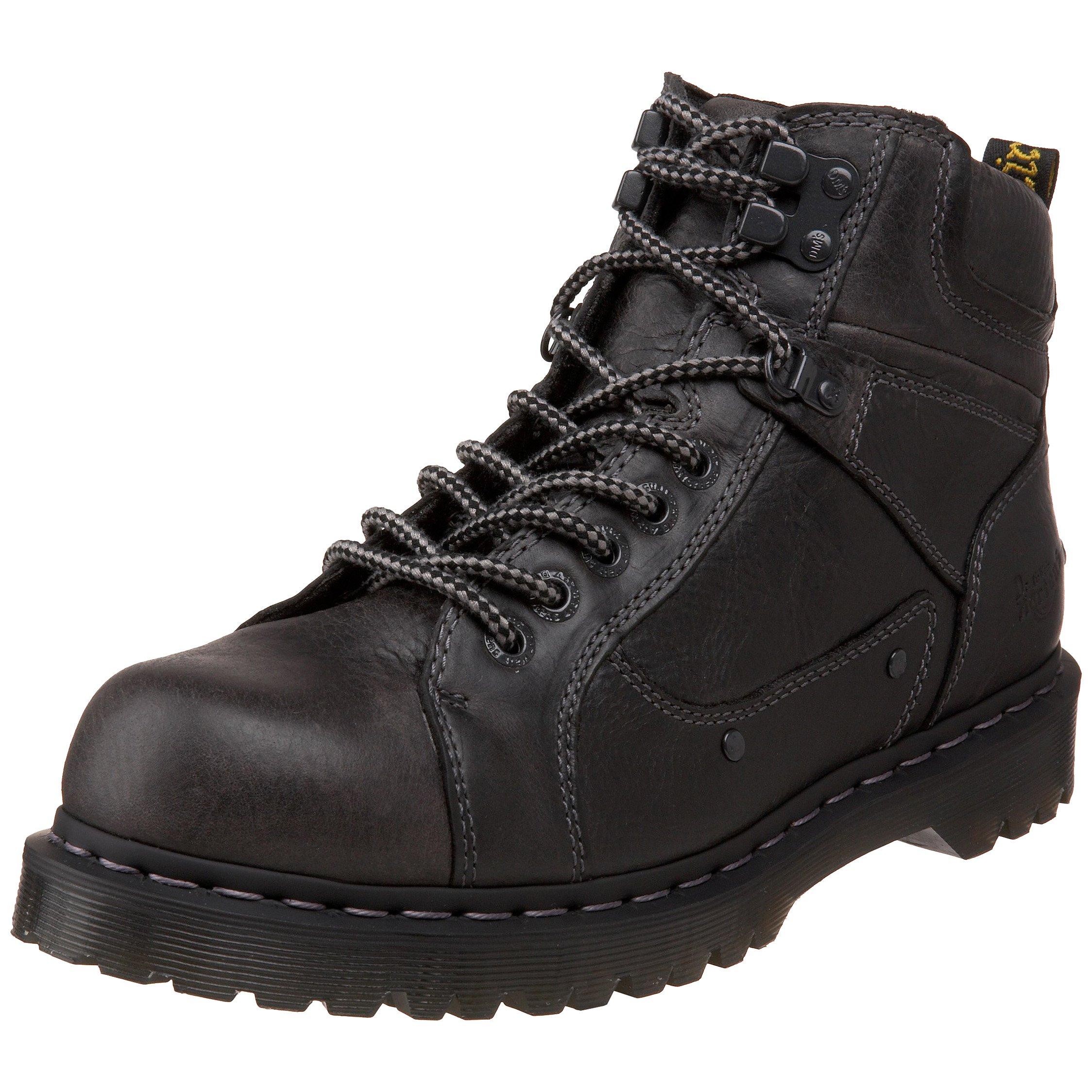 Dr. Martens Men's Diego Lace up Boot,Black,11 F(M) UK/12 D(M) US by Dr. Martens