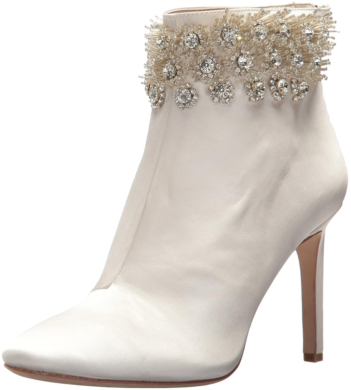 Imagine Vince Camuto Women's Lura Fashion Boot B06XKWQDNS 9 B(M) US|Ivory