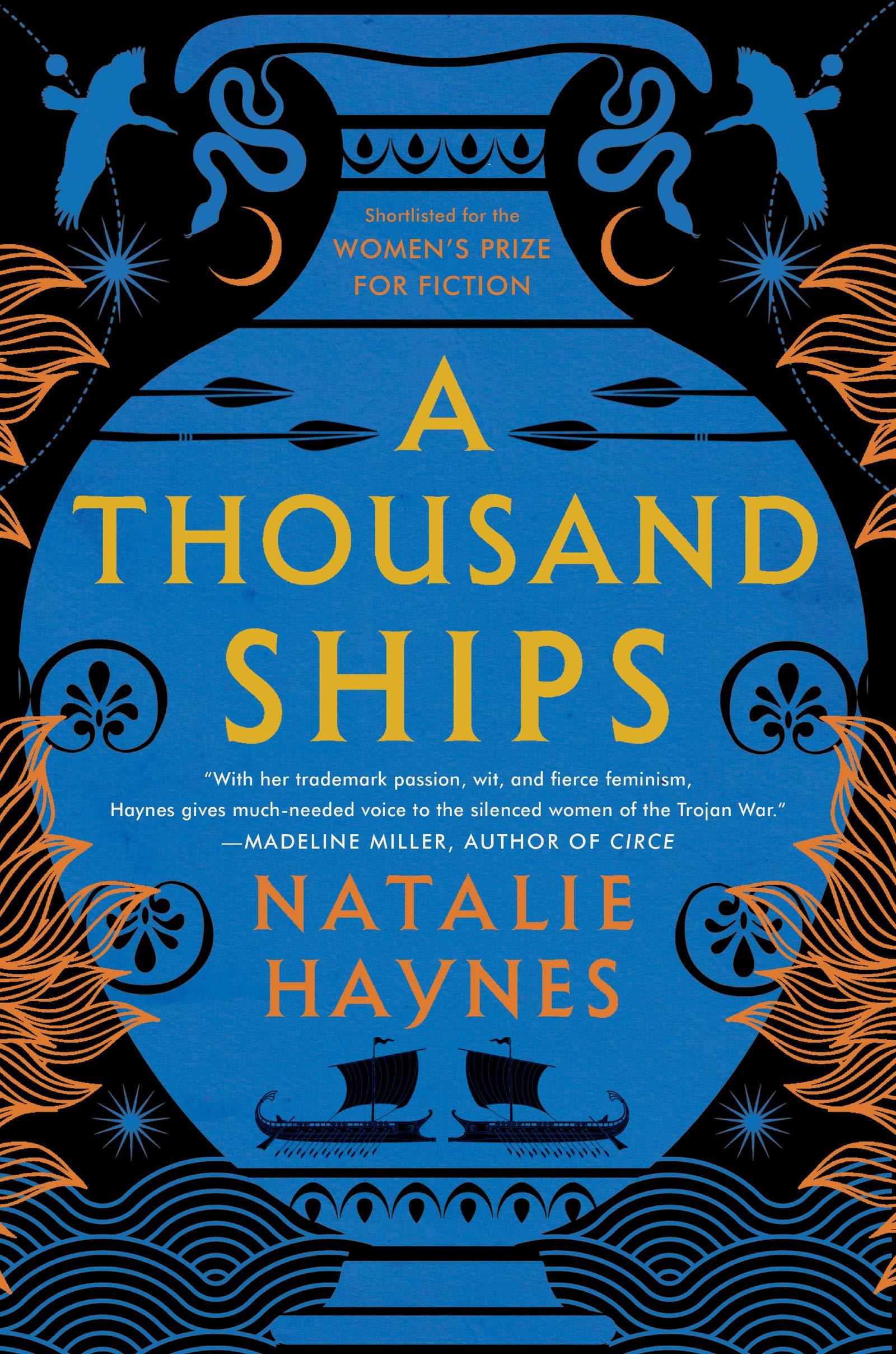 Amazon.com: A Thousand Ships: A Novel (9780063065390): Haynes, Natalie:  Books
