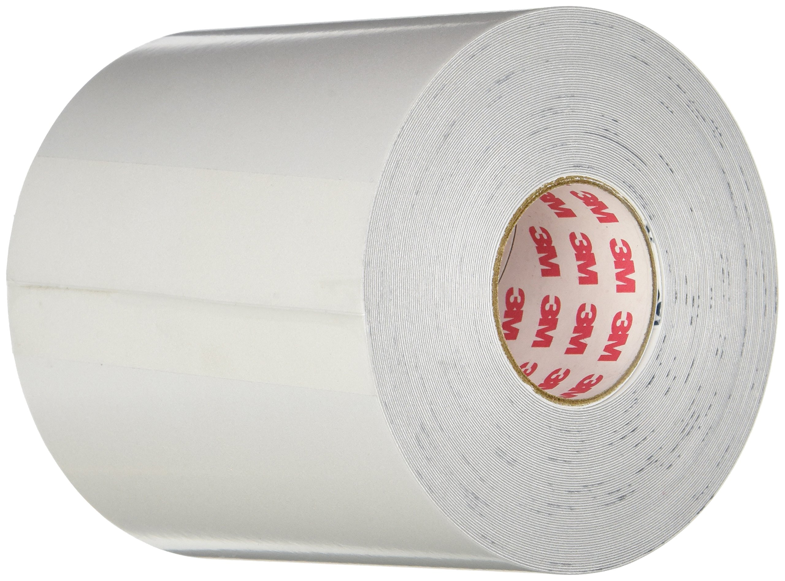 3M Scotchlite Reflective Striping Tape, White, 4-Inch by 50-Foot
