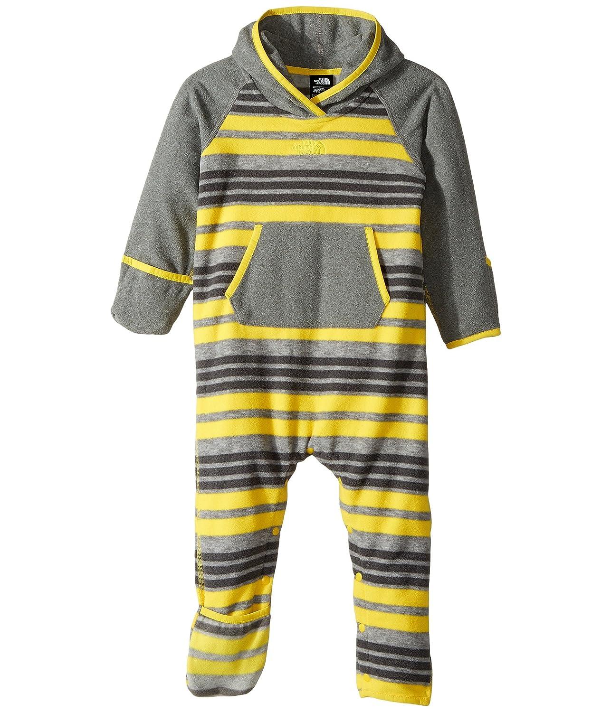超美品の [ノースフェイス] The North Face Kids ガールズ Yellow Glacier One-Piece 18 (Infant) ワンピース ワンピース [並行輸入品] 12 - 18 Months Canary Yellow Varigated Stripe Print B074DRYLVZ, ハグリグン:b0cbd35d --- a0267596.xsph.ru