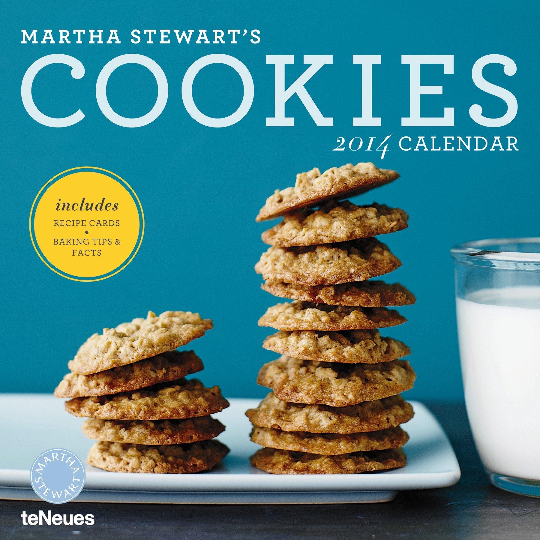 Cookies 2014 Broschürenkalender