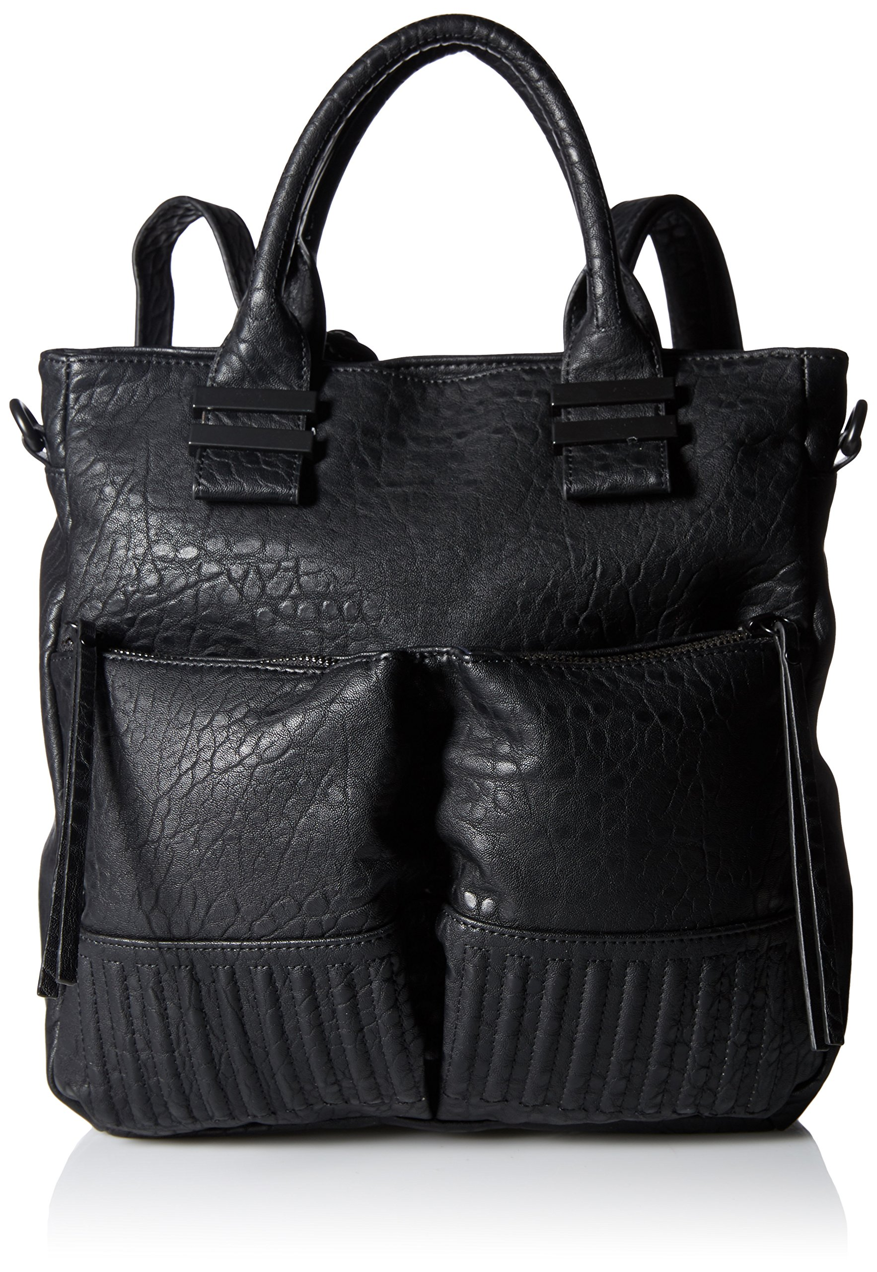 French Connection Kim Back pack, Black, One Size