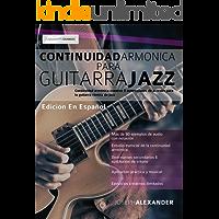 Continuidad armónica para guitarra jazz