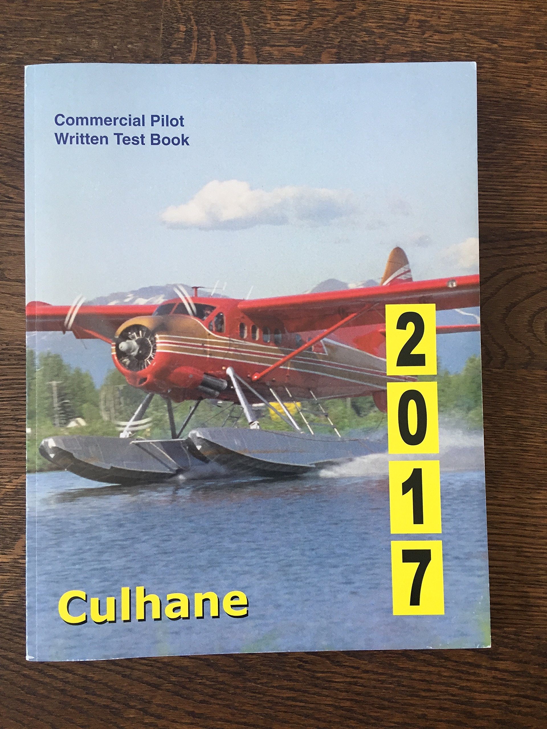 Commercial Pilot Written Test Book, 2003 Revised Edition