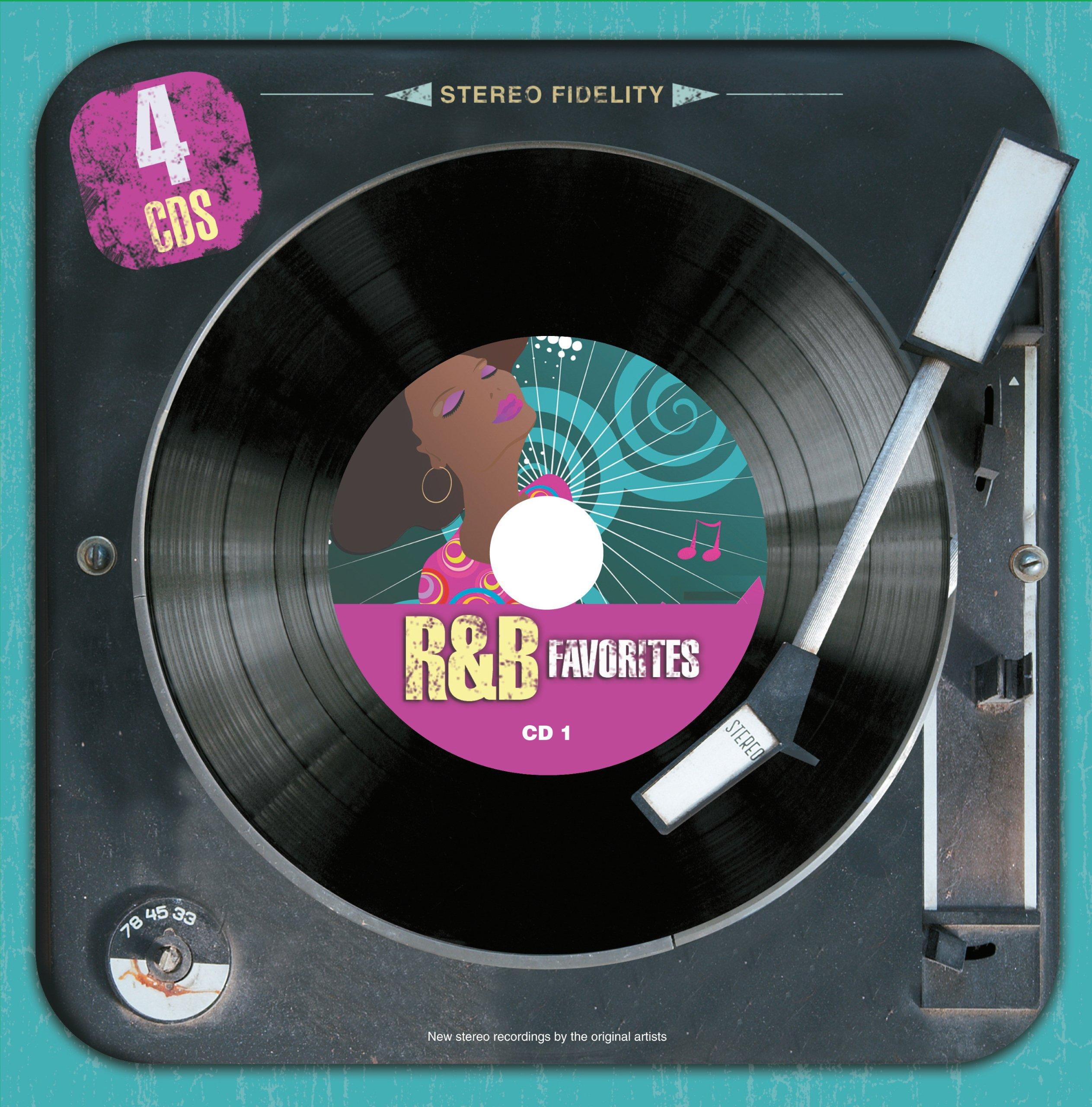 R & B Favorites (Limited Edition 4 CD Set)