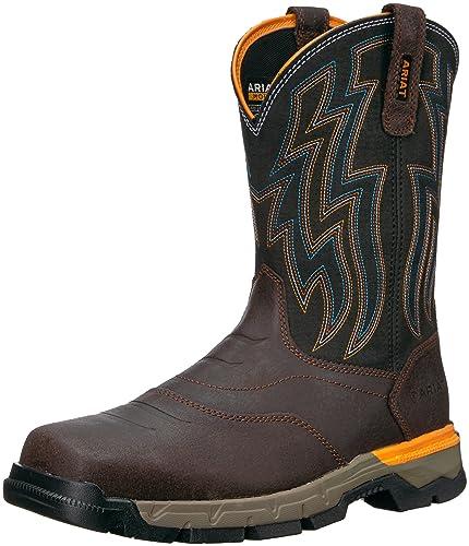 b5d39f39ff06 Ariat Work Men s REBAR Flex Western Work Boot