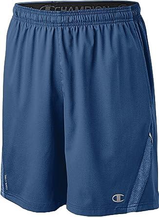 36bdf912c8 Amazon.com: Champion Men's Double Dry 6.2 Running Short: Clothing