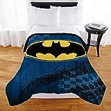DC Comics Batman Twin-Full Comforter Guardian Speed Bedding