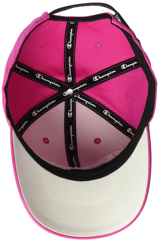 f5a5cdb0a3e Champion LIFE Mens Classic Twill Hat Classic Twill Hat Baseball Cap - Pink  -  Amazon.co.uk  Clothing