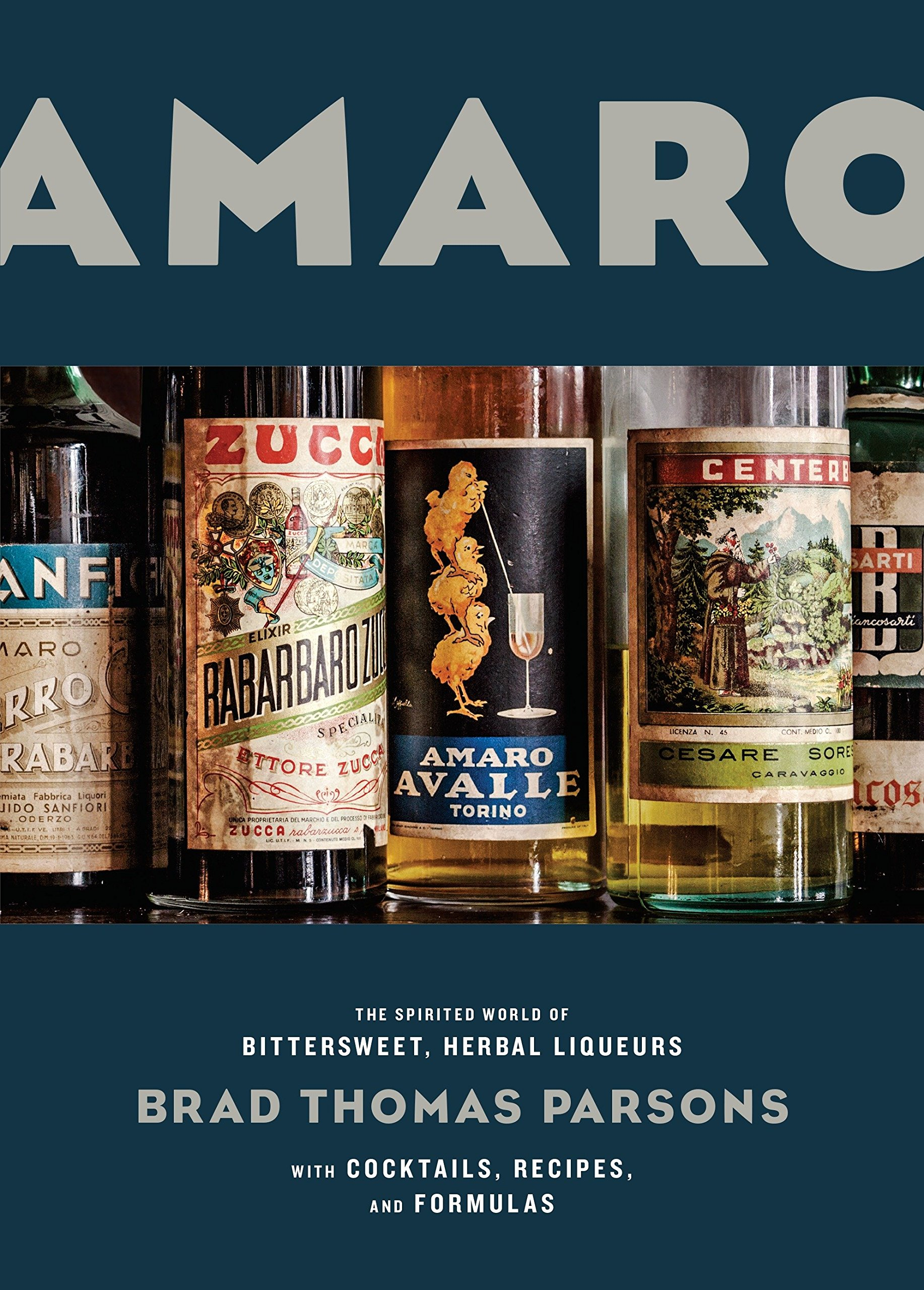 Download Amaro: The Spirited World of Bittersweet, Herbal Liqueurs, with Cocktails, Recipes, and Formulas ebook