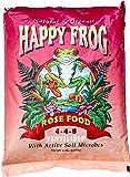 Fox Farm FX14077 18-Pound FoxFarm Rose Food Organic Fertilizer 4-4-5